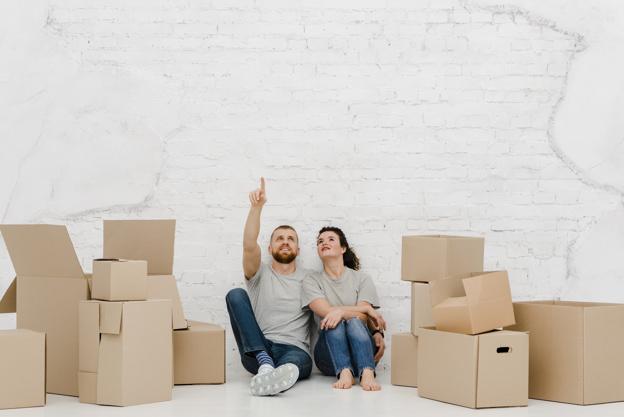Mon déménagement en 4 étapes
